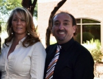 Top realtor, Patrick Cataloni & Marketing Associate, Linda Ransley